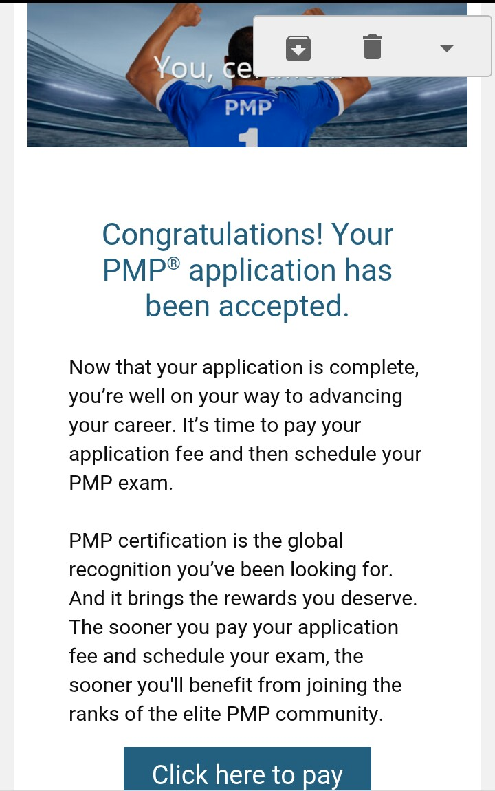 I just received my pmp application acceptance mail 20161201175958g 14635 kb 1betcityfo Image collections